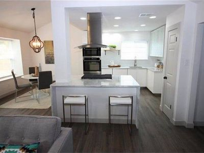Photo for Completely Remodeled, Modern Luxury Retreat..Just off Mopac, close to Domain!