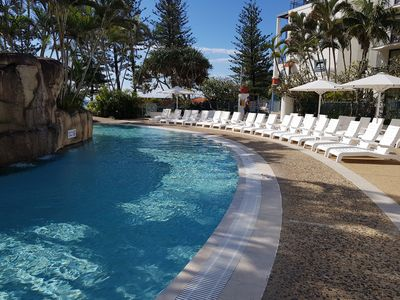 Photo for 1BR Resort Vacation Rental in Coolangatta, QLD