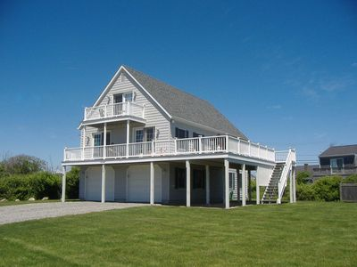 Photo for Enjoy you summer vacation with an ocean view in Narragansett, Rhode Island!