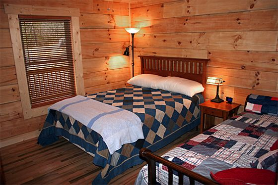 N C Blue Ridge Mountains Vacation Rental Wolf Den Log