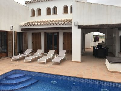 Photo for Luxury Villa, Private Pool - El Valle Golf