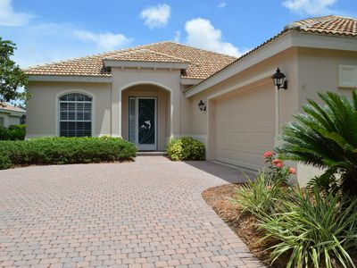 Photo for Exquisite Lake Front Home in Pelican Sound in Estero