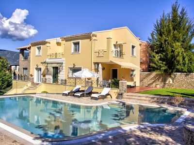 Photo for LUXURY VILLA WITH PRIVATE POOL NEAR TO THE BEACH