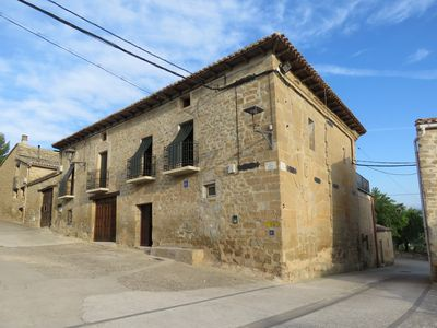 Photo for old house to enjoy the Camino de Santiago between Navarra and La Rioja