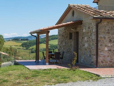 Photo for Holiday apartment Volterra for 2 - 4 persons with 1 bedroom - Holiday apartment in a farmhouse