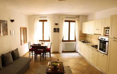 Photo for Porcelain road, newly refubished appartment downtown Firenze, 2 bedrooms (5 ppl)