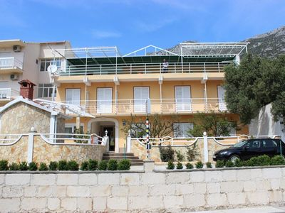 Photo for Apartment in Gradac (Makarska), capacity 8+3