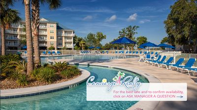 Photo for Hilton Head Bluewater Resort & Marina. Three Bedroom Three bath!  Reserve now!