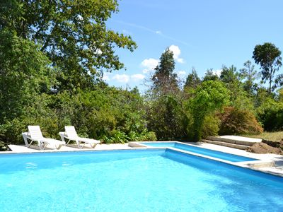Photo for Private villa with pool near Ponte de Lima