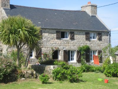 Photo for Stone house in an idyllic seaside village - endless walks on the sea - Golf