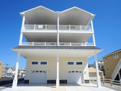 Photo for Block and a half to the beach - This unit truly has it all. Book this today before availability is gone!