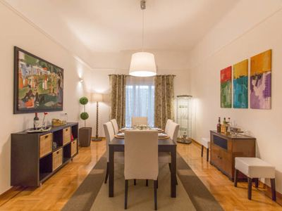 Photo for Luxury 3 Bedroom Apartment in the Center of Athens
