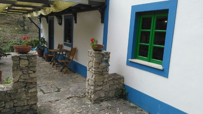 Photo for 1BR Cottage Vacation Rental in Pataias