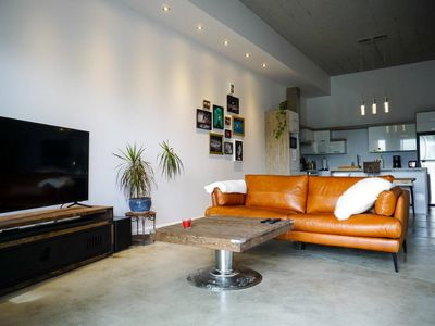Photo for Beautiful and luxurious loft on Orleans Island