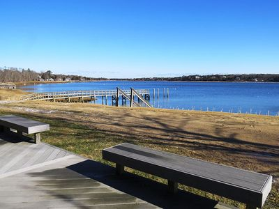 Photo for Premium Town Cove Waterfront Property