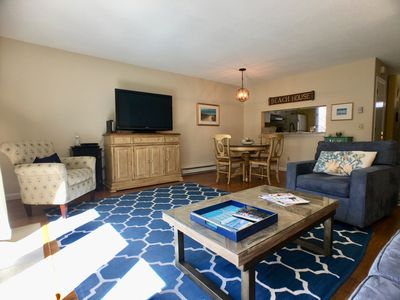 Photo for Ocean Edge, Updated, King Bed, 2 A/Cs, Straight Staircase & Pool (fees apply) - HO0607