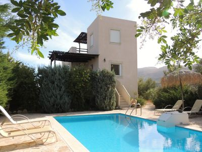Photo for Spacious and Comfortable Villa with Private Pool in Rural Location