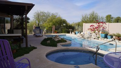 Photo for Catalina Foothills Great Mountain and Desert Views!