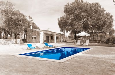 Photo for 135 Llubí Mallorca - Country house for 5 people in Llubi