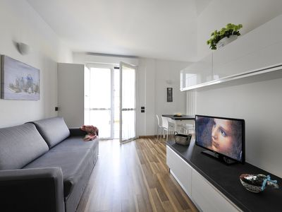 Photo for Luxury duplex apt with balcony