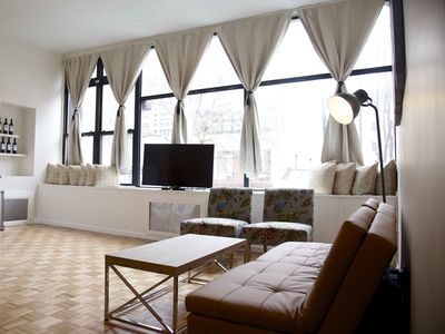 Photo for Superior 2 BR in Gramercy Park NYC #1 - Studio Apartment, Sleeps 7
