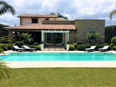 Photo for Villa Jaime in Partinico, western Sicily, with private pool, 3 bedrooms, 6 sleeps
