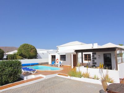 Photo for Villa Carolina, Beautiful Villa Within Walking Distance Of Playa Blanca