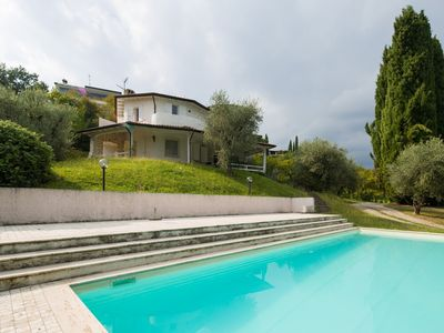Photo for Villa Agone In San Felice del Benaco, Lombardia