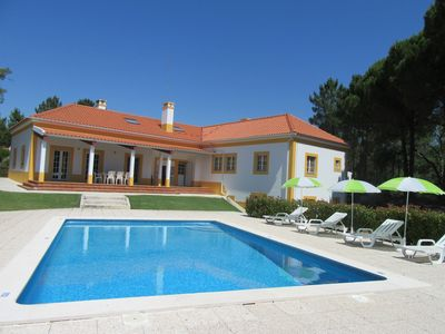 Photo for Villa 52, with private pool, 4 bedrooms and wi-fi!