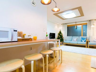 Photo for Near Hongdae@MBC,3rooms,4beds