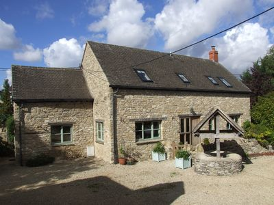 Photo for Lovely Barn Conversion On Edge Of Cotswolds and close to Blenheim Palace