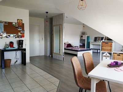 Photo for 53sqm apartment with cathedral view in Limburg
