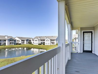 Photo for Gulf Shores Condo w/Shaded Deck -Near Golf & Beach