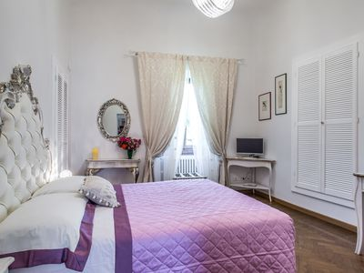 Photo for Luxury rooms in Chianti in a 14th century Villa near Florence