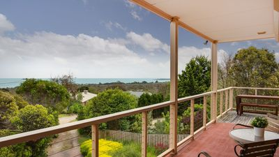 "Photo for ""Sea & Tree"" Double Storey with Bay Views"
