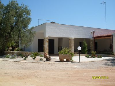 Photo for villa surrounded by the Mediterranean not far from the sea