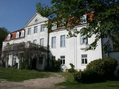 Photo for Manor house Redderstorf - Apartment Storchenblick