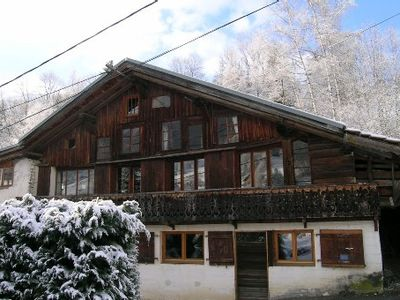 Photo for Traditional Savoyard chalet