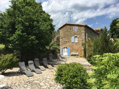 Photo for 180m² character house in the heart of the southern Ardeche