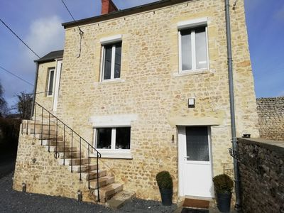 Photo for 2BR House Vacation Rental in Blay, Normandie