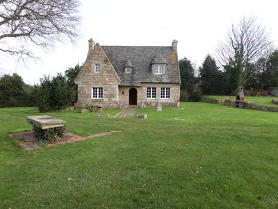 Photo for large stone family house