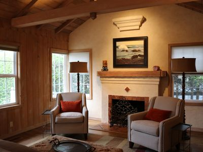 Photo for Cozy Carmel Cottage, Close To Town.
