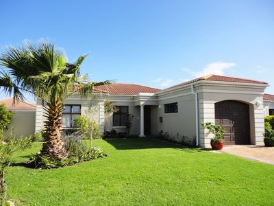 Photo for Villa with pool near sea, vineyards & golf courses