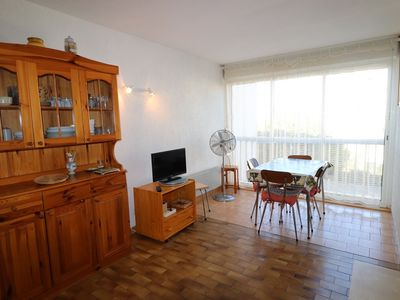 Photo for 2 ROOMS CABIN ideally located with private parking