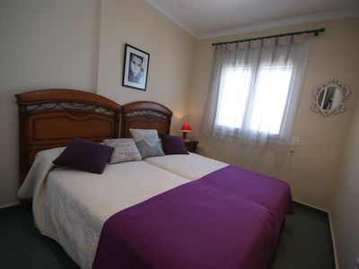 Photo for V44. 3 bedroom apartment | Urb. Seaview
