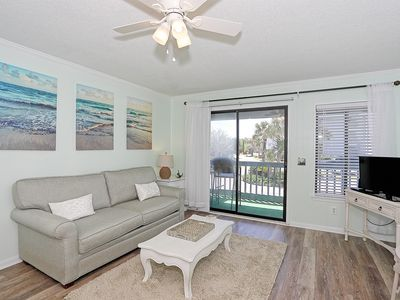 Photo for Enjoy the Pool or Beach in this Newly Renovated Beach Condo
