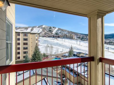Photo for Nice Slopeside Condo, Pool/Hot Tubs & Fitness Center
