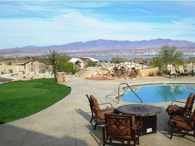 Photo for Lake Havasu Landing Home - Clean, Well Appointed, Amazing Water & City Views