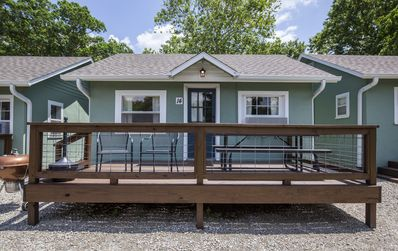 Photo for Driftwater Resort Cabin 14 on Lake Taneycomo