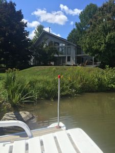 Photo for Beautiful luxury property with private lake set in several acres - Lake Ariel.